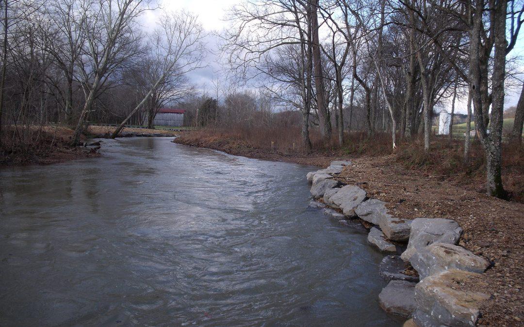Leipers Fork Stream Restoration – Franklin, TN